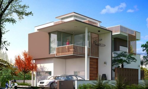 Lorena Villas - Gated Villa Community located at Velimela